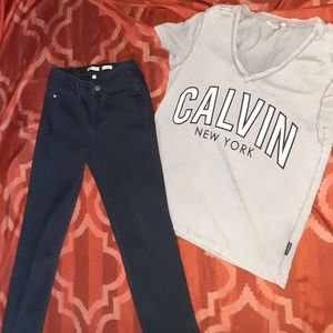 Calvin Klein bundle size 4 small